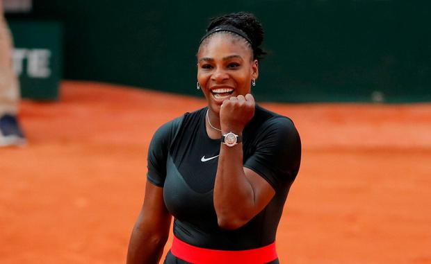 Serena Williams has come back to tennis on top form after the birth of her daughter. Photo: REUTERS/Gonzalo Fuentes