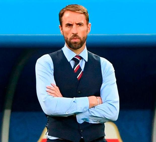 England's coach Gareth Southgate. Photo: Ozan Kose/AFP/Getty Images