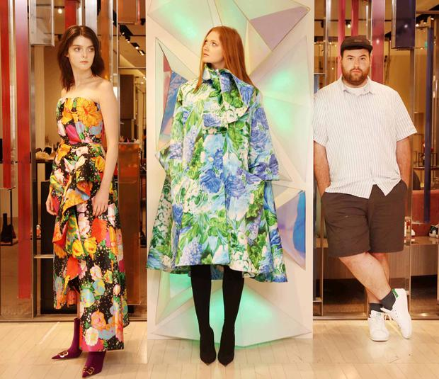 Designer To The Stars At Bt 39 S Fashion Showcase