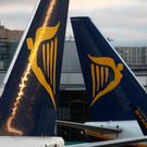 Ryanair's pilots are balloting in row over workplace perks. Photo: Bloomberg