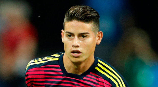Rodriguez's importance to Colombia cannot be overstated. Photo: REUTERS/John Sibley