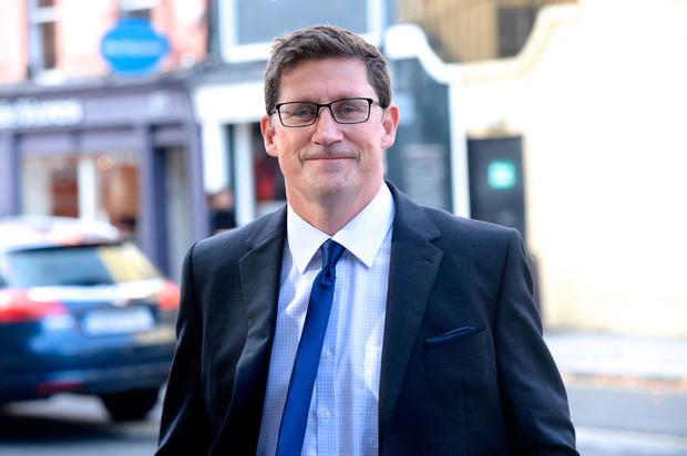 Eamon Ryan won't attend because of Trump's policies Pic: Justin Farrelly.