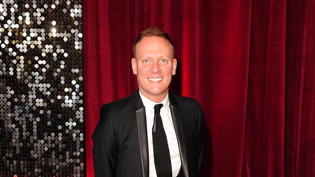 Antony Cotton has revealed he saved the life of a homeless man while appearing on Dancing On Ice (Ian West/PA)