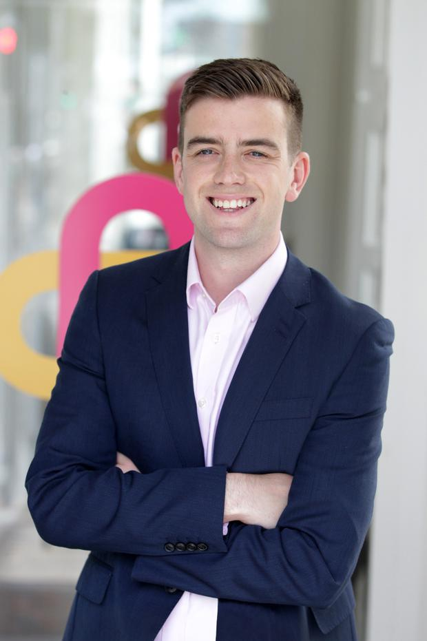 Spectrum Wellness' co-founder and managing director, Stephen Costello