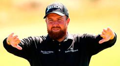 Shane Lowry is firmly focused on this week's challenge. Photo: Jan Kruger/Getty Images