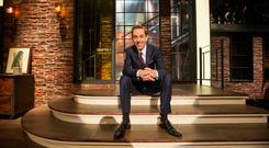 Ryan Tubridy. Picture: Andres Poveda