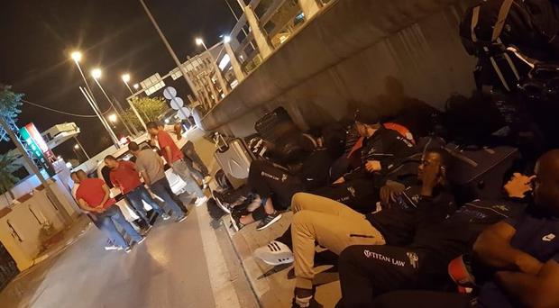 Zimbabwe team slept on the street in Tunisia ahead of Rugby World Cup qualifier