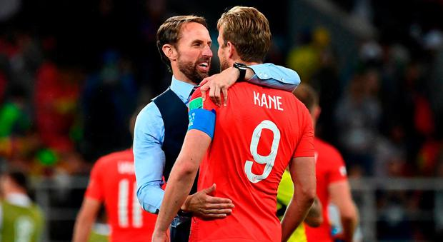 Hakan Mild described Gareth Southgate's young players as 'spoilt' CREDIT: GETTY IMAGES