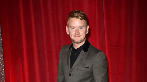 Coronation Street's Mikey North is taking part in the E4 show (PA)