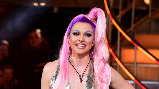 The programme Courtney Act will be hosting has been dubbed the world's first Dragazine show (PA)