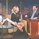 Andy Dick and Ivanka Trump on Jimmy Kimmel Live! in 2007