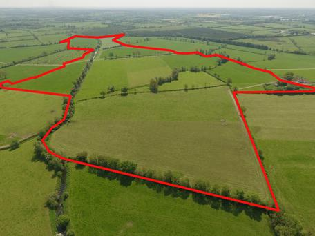The son of former IFA President and renowned Meath dairy farmer Tom Clinton bought a neighbouring 105ac farm last week for €960,000 or just over €9,000/ac. The sale price beat the pre-auction guide by €110,000.