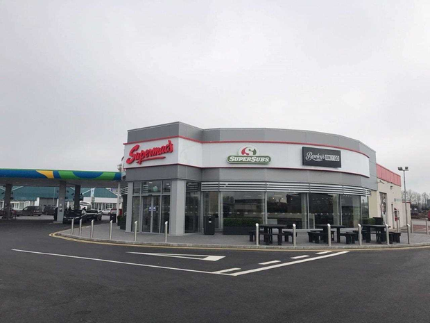 The newly redeveloped Casey's of Roscommon
