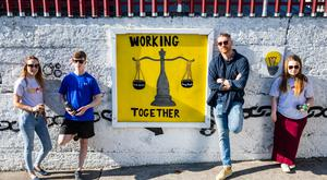 Working Together, with Maser