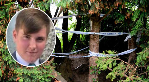 Cameron Reilly's body was discovered by a dog walker in May