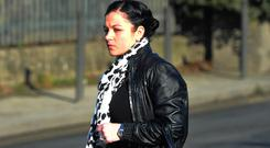 Natasha McEnroe was previously described in court as being at the centre of her jailed former partner's crime operations