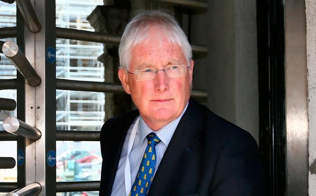 John Connaghan, interim director general at the HSE. Photo: Frank McGrath