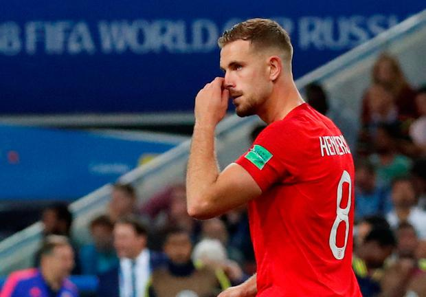 Three of their former players are in Gareth Southgate's England squad, most notably academy product Jordan Henderson. Photo: Reuters