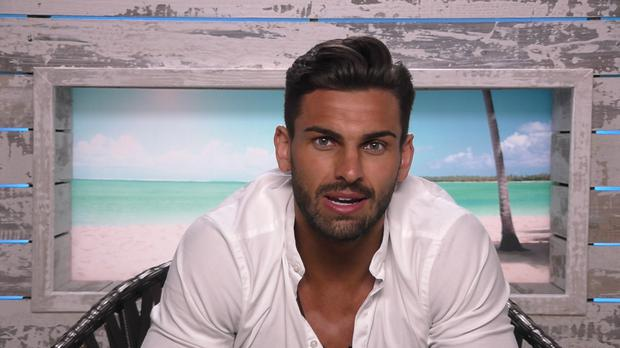 Love Island's Adam: I was ready to leave – I still have feelings for Zara (ITV)