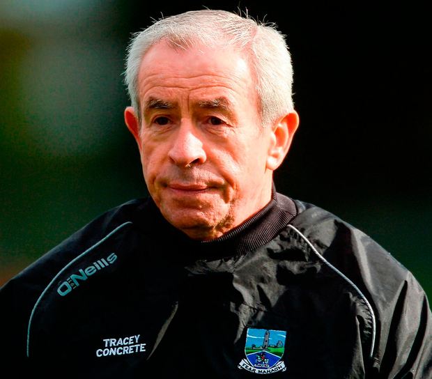 Pete McGrath has stepped down as Louth manager