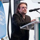 Rattle and Humbug: Bono has joined the Irish bid for a place on the UN Security Council