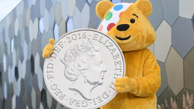Children in Need raised more than £60m in 2017 (Tom Martin/Treasury)