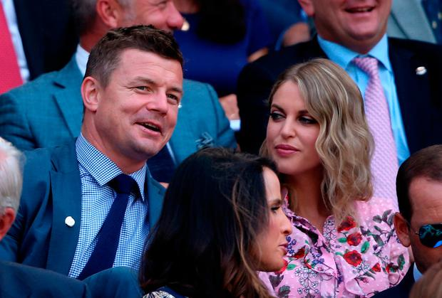 BOD and Amy Huberman enjoy stylish date at Wimbledon - Independent ie
