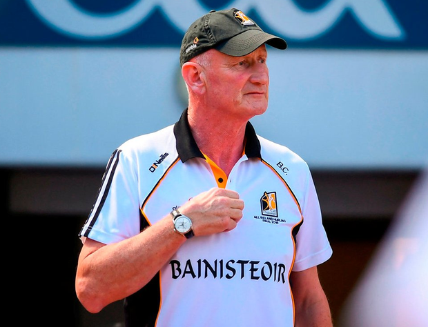 Kilkenny manager Brian Cody. Photo: Stephen McCarthy/Sportsfile