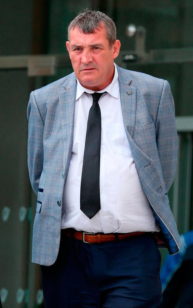 Paul Bradley (54) and his sons have all denied murder