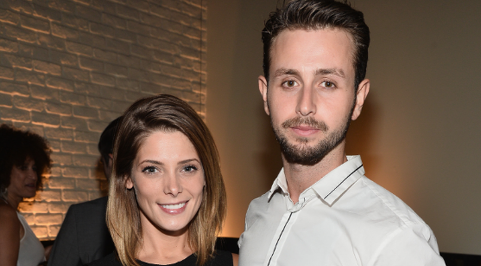 Ashley Greene and Paul Khoury. Photo: Michael Buckner/Getty Images for STK