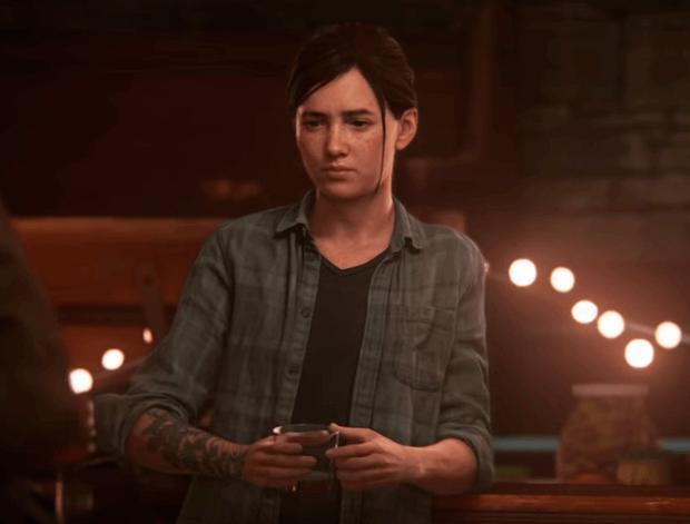 Ellie is the lead character in The Last of Us Part II