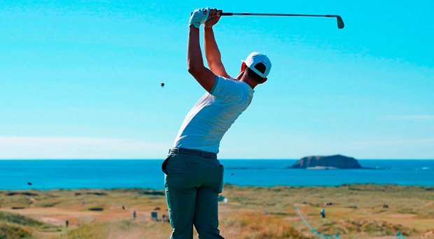 Beauty and the beast: Ballyliffin drawing the best out of world elite