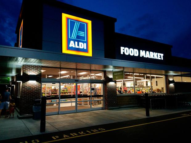 Aldi plans to open 20 new stores.