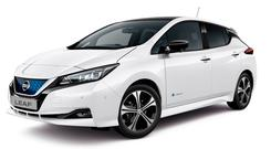 BEST-SELLER: The new Nissan Leaf, equipped with e-Pedal, is incredibly easy to use