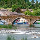 Go with the flow: The River Barrow in Graignamanagh