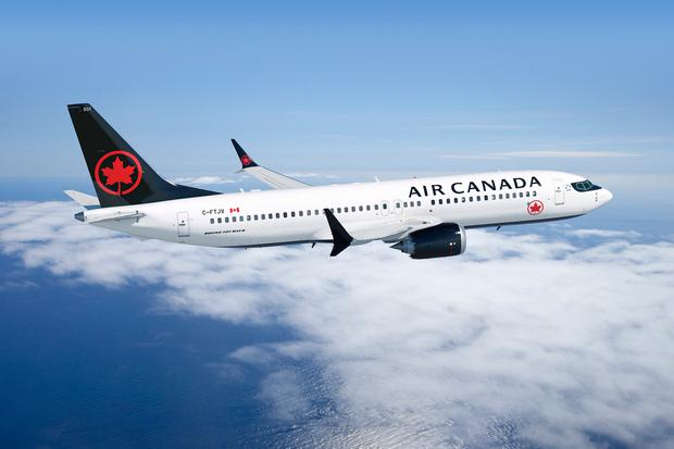 88a9be0bab25 Air Canada s new Premium Economy cabin is available to book from Dublin and  Shannon.
