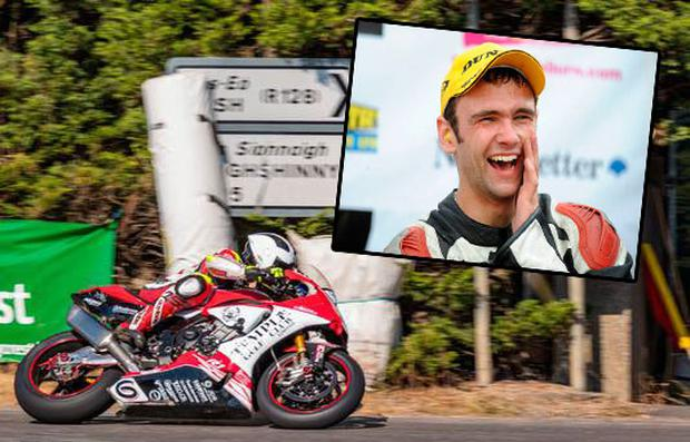 William Dunlop, main and inset