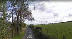 Back Road, Drumbo. Credit: Google Images