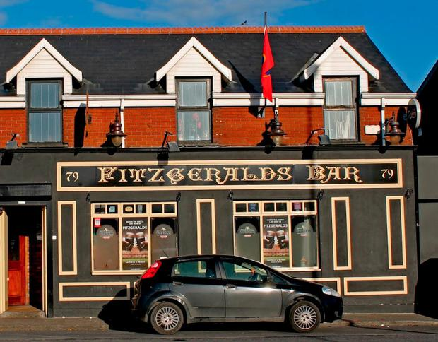 A man died after he was stabbed at Fitzgerald's Pub on Sexton Street North in Limerick Photo: Google Maps