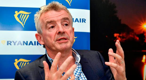 Ryanair in plea to pilots as families face strike chaos