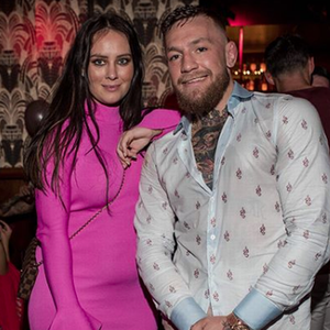 Dee Devlin and Conor McGregor Photo: TheNotoriousMMA Instagram