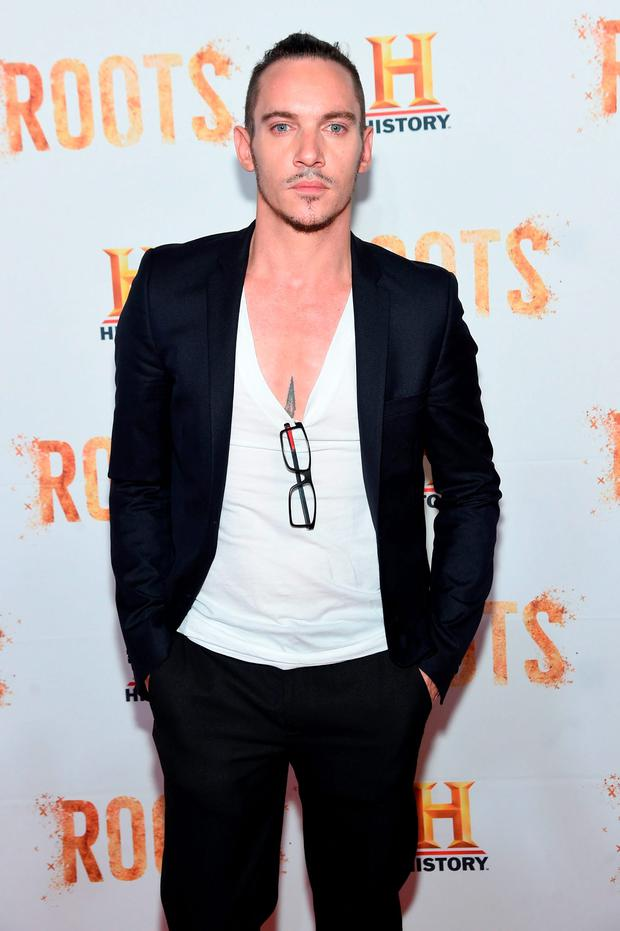 Irish actor Jonathan Rhys Meyers was detained in LA on Sunday (Photo by Jamie McCarthy/Getty Images)