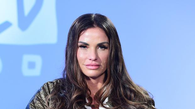 Katie Price has been through a break-up with Kieran Hayler (Ian West/PA)