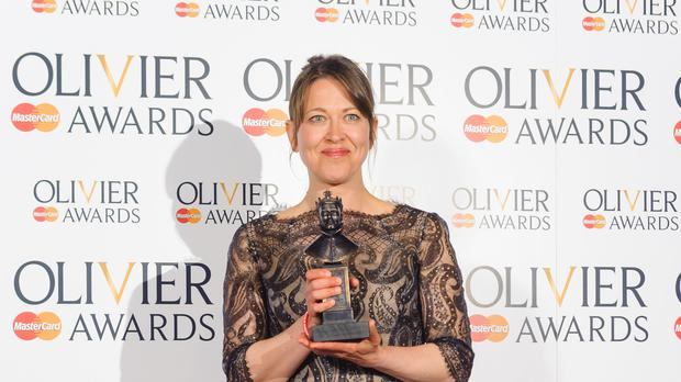 Nicola Walker has revealed she has turned down auditions for show which depict violence towards women. (Dominic Lipinski/PA)