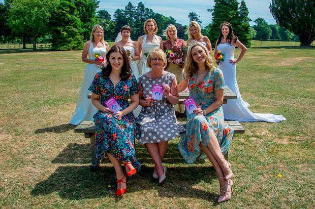 Rock the Frock images for Charity event