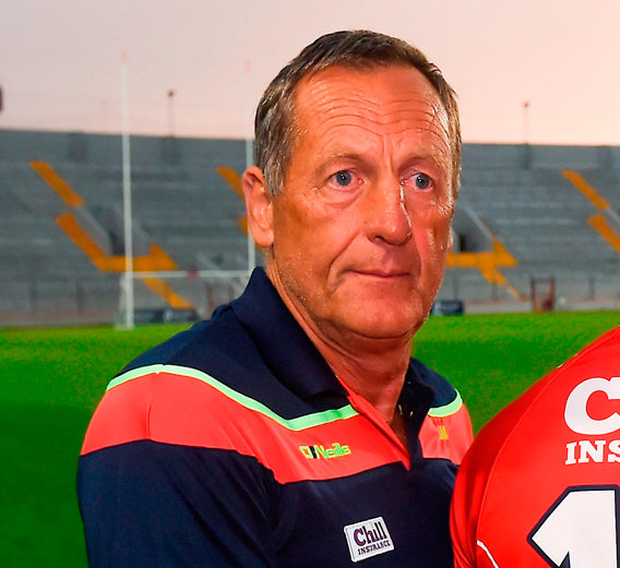 Cork senior hurling manager John Meyler. Photo by Eóin Noonan/Sportsfile
