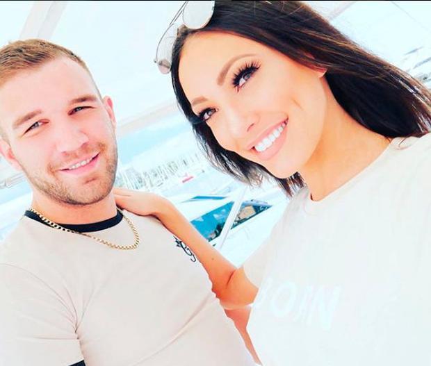 The boyfriend of late Love Island star Sophie Gradon has reportedly been found dead