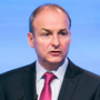 Prepare for hard Border: Fianna Fáil's Micheál Martin. Photo: Kyran O'Brien