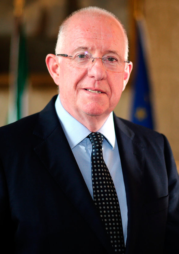 Charlie Flanagan said there have been many challenges. Photo: Mark Condren