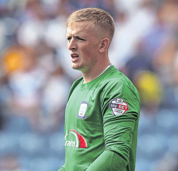 'He never thought he was better than anyone else' - Dan Casey on Jordan Pickford. Photo: Chris Brunskill/Getty Images